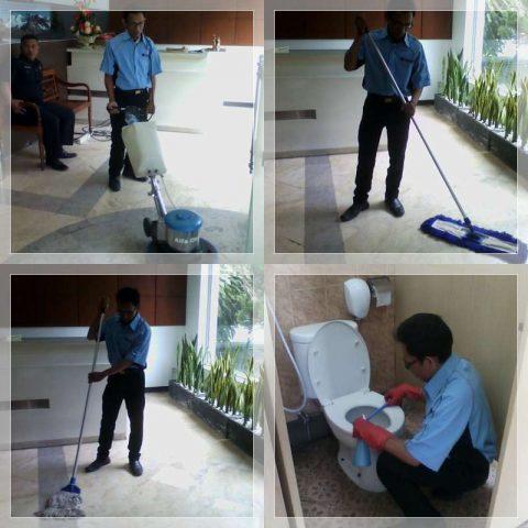 Perusahaan jasa cleaning service - Buana Insan Gemilang