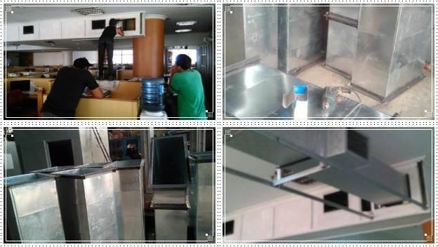 Jasa Ducting Professional Jakarta Depok Bekasi Bogor Cikarang Tangerang Karawang